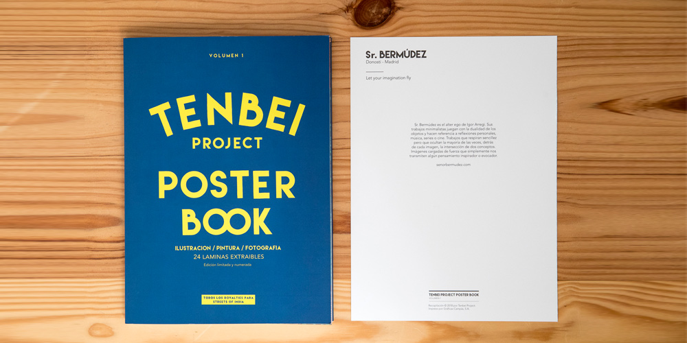 posterbook llustration print design